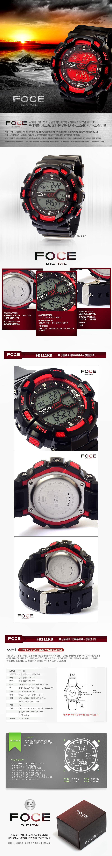 포체 FD111RD - 포체, 39,000원, 남성시계, 가죽시계